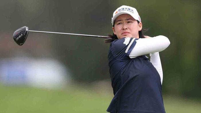 台灣大高球女將李旻奪LPGA亞軍 刷新生涯最佳紀錄