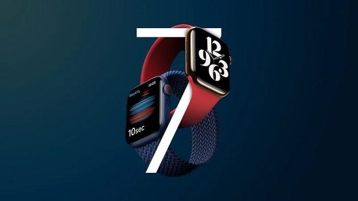 Apple Watch Series 7 有史以來最耐用、充電速度更快,規格與Apple Watch 6有什麼不同?