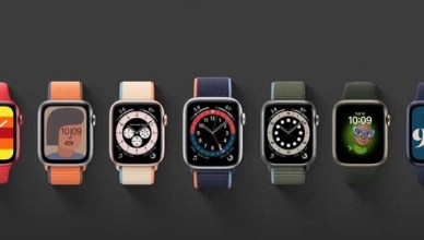 Apple Watch出貨持續發威 拿下全球33.5%智慧型手錶占比