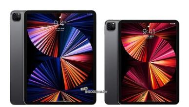 平板也用上M1處理器 iPad Pro 2021台灣開放預購