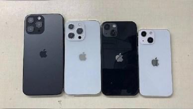 iPhone 13模型機疑洩 傳電池與天線模組有明顯改變