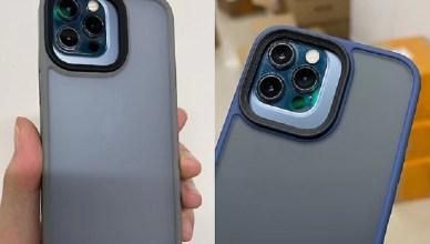 iPhone 13 Pro保護殼透露相機尺寸提升 傳充電線圈將增大