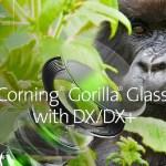 康寧大猩猩DX系列玻璃可用在手機鏡頭 三星確認將導入