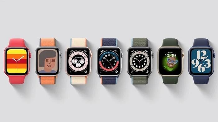 Apple Watch Series 7有望採用更大螢幕的新錶盤