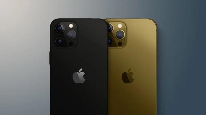 iPhone新配色:消光黑和古銅色