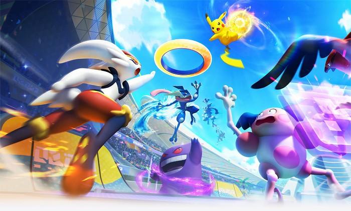 Nintendo Switch 遊戲《寶可夢大集結Pokémon Unite》將於 9 月 22 日登上iOS和Android