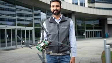 高通發表全球首款支援5G與AI的無人機飛行平台