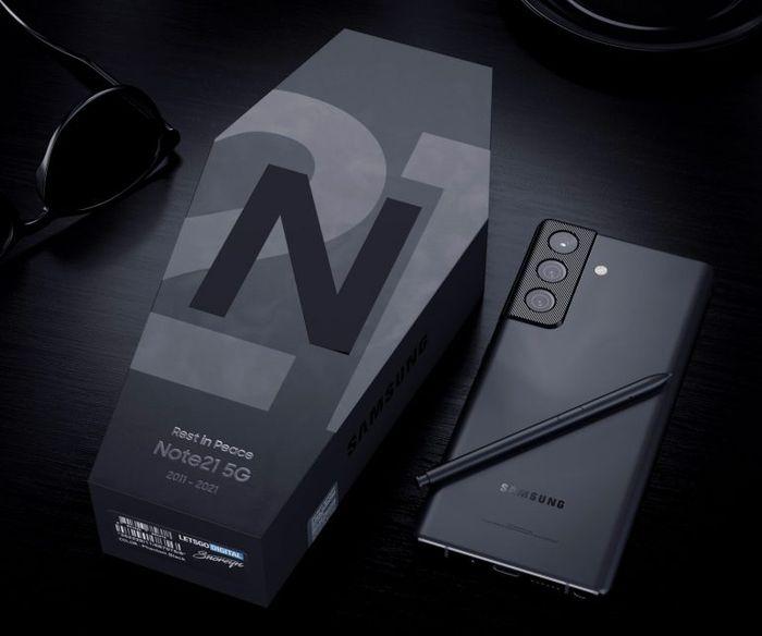 Samsung Galaxy Note 22 將於 2022 年發表