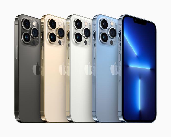 iPhone 13 Pro與iPhone 13 Pro Max