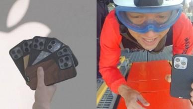 iPhone 13各種極限測試出爐 時速160公里高空墜落靠「它」毫髮無傷
