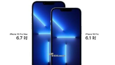 沿用6GB記憶體 iPhone 13 Pro系列A15 GPU效能提升明顯