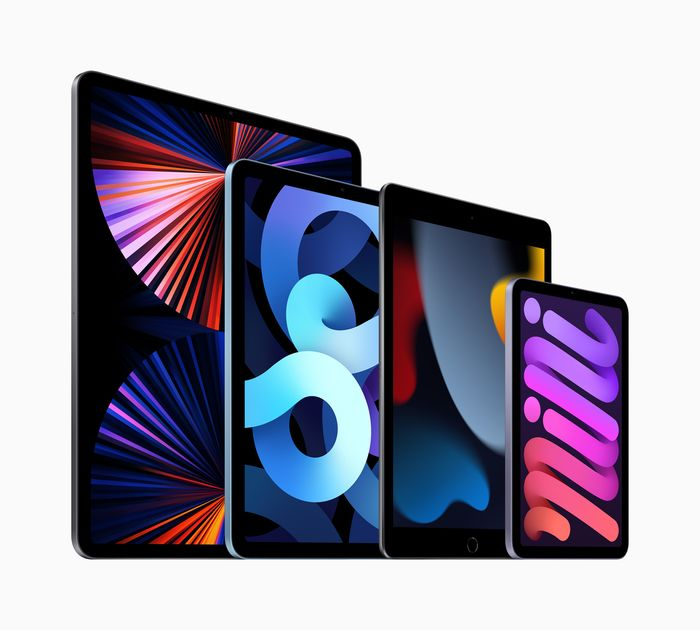 Apple推出第九代iPad及新一代iPad mini