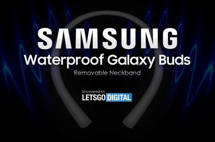 Samsung傳將推出頸掛式Galaxy Buds防水無線耳機