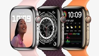台灣大10月15日開賣Apple Watch Series 7 專案價只要0元