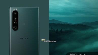 Sony Xperia 1 III也有綠色款式!青川綠中國開放預購