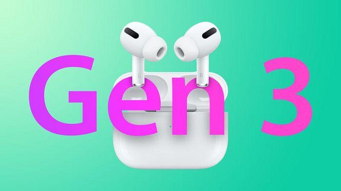 2021蘋果第二場秋季發表會來了!MacBook Pro、AirPods 3將於10/19登場