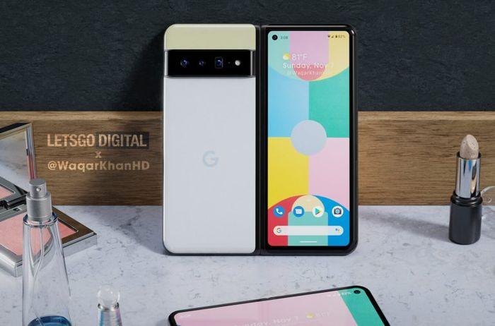 Google Pixel Fold 可折疊手機