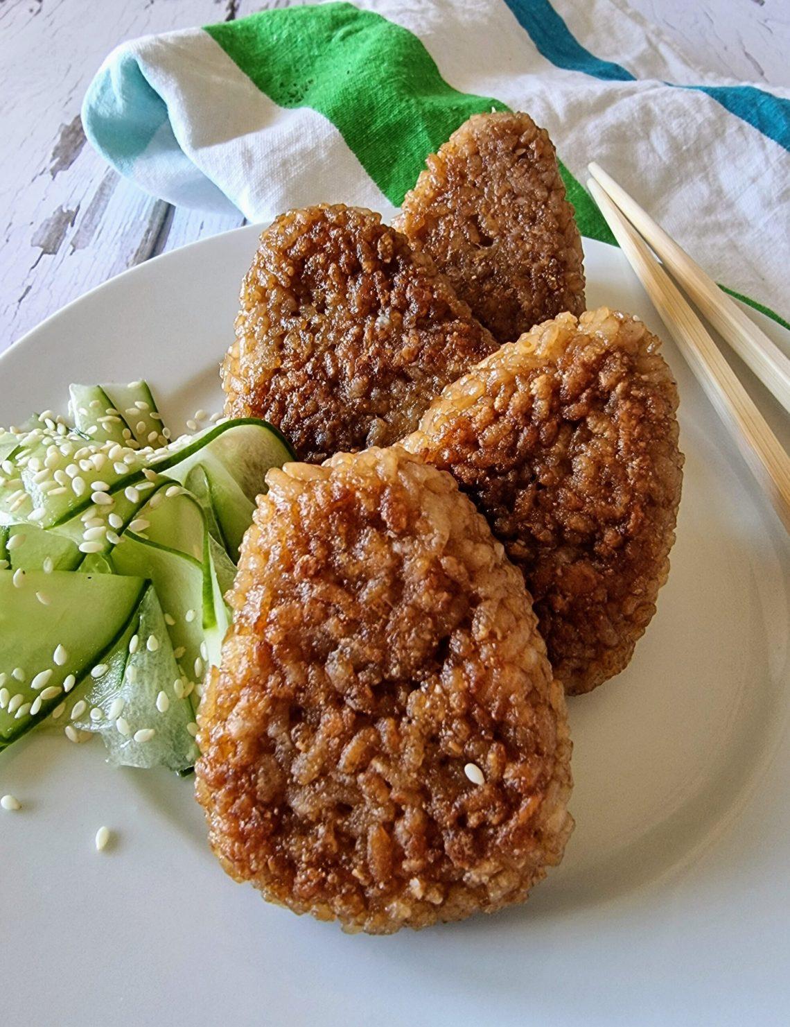 Onigiri med soya