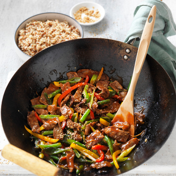 Chinese Beef and Vegetable Stir-fry Recipe | myfoodbook