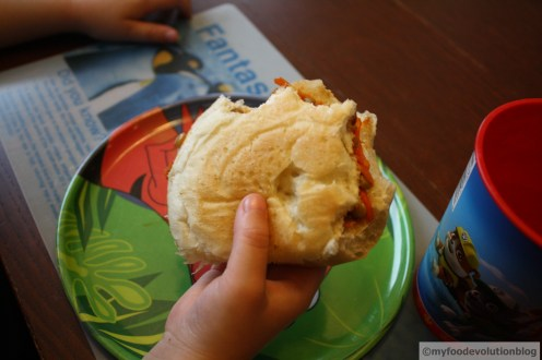 best vegan pulled pork sandwich for a preschooler