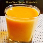 Sunshine Ginger Smoothie