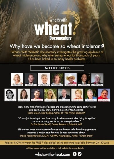 What's With Wheat | myfoodistry