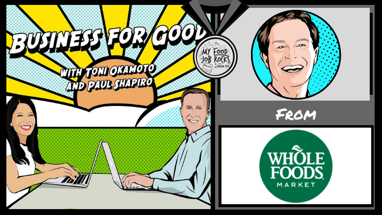 Ep  155 [Podcast Showcase Series] – Business For Good