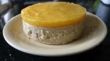 Mango-yoghurttaartje