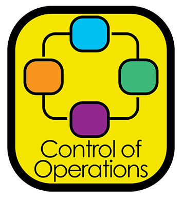 My Food Safety net icon for the Control of Food Manufacturing Operations