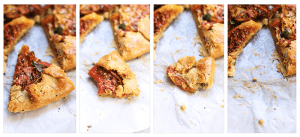Fancy Tomato Pie