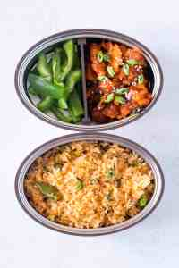 Lunch Box Ideas for Adults with Vaya Tyffyns