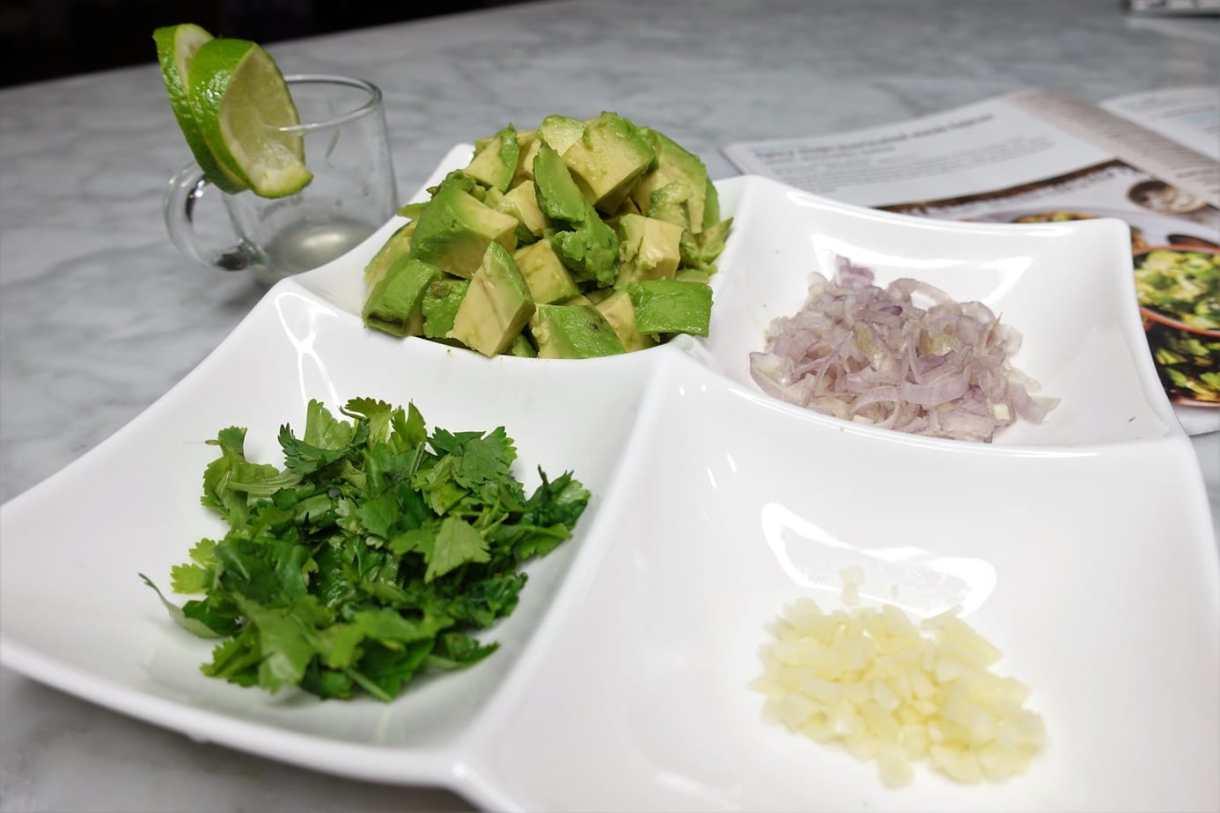 ingredients for fajaites