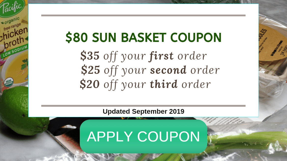 Promo Code for Sun Basket