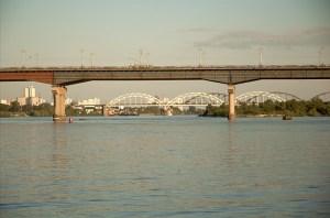 Днепр, мосты