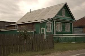 Домик в нижегородской деревне