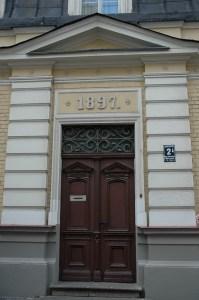 Дома Старого города