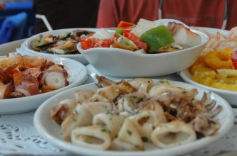 Кухня Испании, тапас