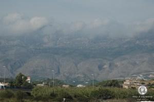По дороге в Аликанте