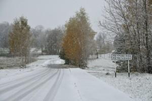 Деревня Петровское
