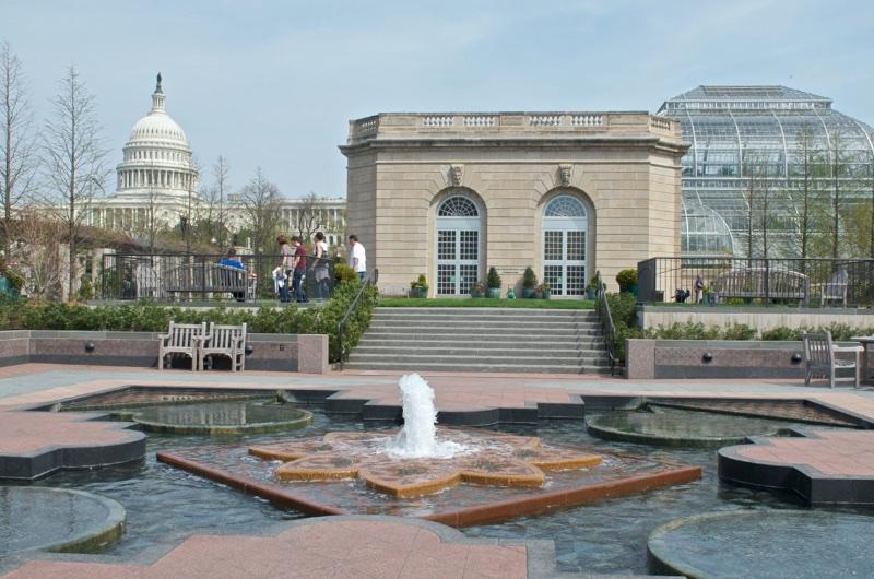 Путешествие по востоку США, Вашингтон