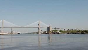 Мост в Саванне