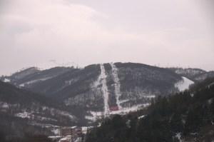 Лыжные трассы Цахкадзора