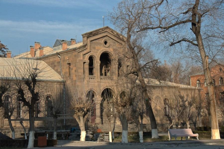 Эчмиадзин, Армения