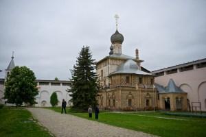Церковь Одигитрии в Кремле