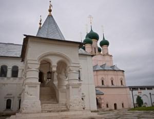 Вход в главные палаты Кремля