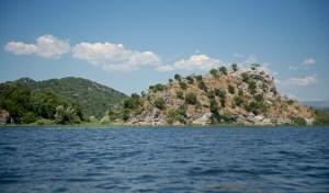 Природа Скадарское озеро