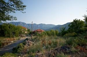 Черногорская деревенька