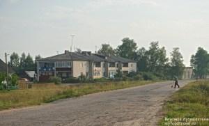 Деревня Алёшино