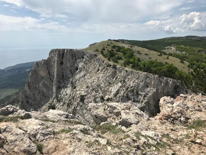 Майские каникулы в Крыму, Ай-Петри