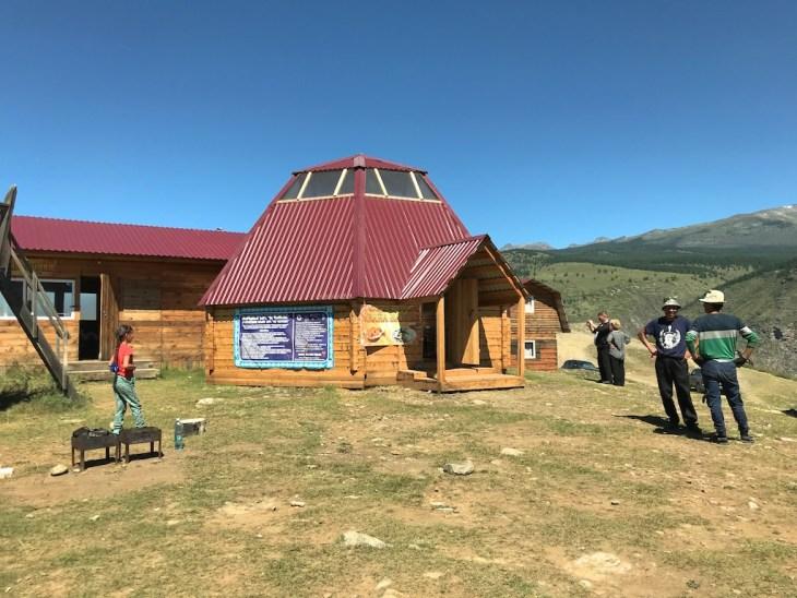 Горный Алтай, перевал Кату-Ярык